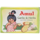 AMUL BUTTER GARLIC & HERBS 100GM