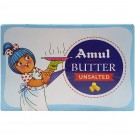 AMUL BUTTER UNSALTED 100GM