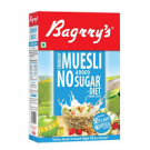 BAGRRYS CRUNCHY MUESLI NO ADDED SUGAR DIET 500GM