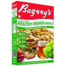 BAGRRYS HEALTHY CRUNCH MUESLI MULTI-GRAIN BREAKFAST CEREAL ALMOND  N RAISIN 500GM