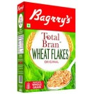 BAGRRYS TOTAL BRAN WHEAT FLAKES ORIGINAL 500GM