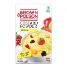 BROWN & POLSON CUSTARD POWDER VANILLA 500GM