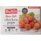 BUFFET HOME-STYLE CHICKEN POPS 300GM