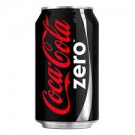 COCA COLA ZERO CAN 180ML