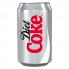 COKE DIET CAN 300ML