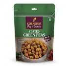 CORNITOS POP N CRUNCH COATED GREEN PEAS HOT AND SPICY 150GM