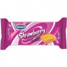 CREMICA STRAWBERRY CREMES BISCUIT 120GM