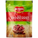 DEL MONTE DRIED CRANBERRIES 250GM