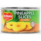 DEL MONTE PINEAPPLE SLICE 266GM