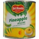 DEL MONTE PINEAPPLE SLICE 836GM