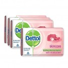 DETTOL SOAP SKINCARE WITH PURE GLYCERINE 5X125GM