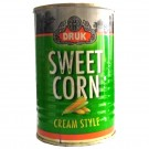 DRUK SWEET CORN CREAM STYLE TIN 450GM