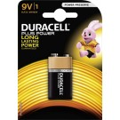 DURACELL 9V1 ALKALINE BATTERY 2019