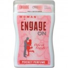 ENGAGE ON WOMAN FLORAL FRESH POCKET PERFUME 18.8ML