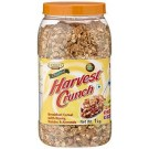 EXPRESS FOODS ORIGINAL HARVEST CRUNCH NO ADDED SUGAR JAR1KG