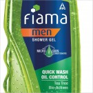 FIAMA DI WILLS MEN SHOWER GEL QUICK WASH OIL CONTROL TEA TREE 250ML