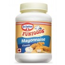 FUN FOODS MAYONNAISE CLASSIC 245GM