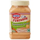 FUN FOODS CUCUMBER CARROT SANDWICH SPREAD EGGLESS 275GM