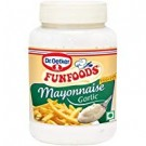 FUN FOODS VEG MAYONNAISE GARLIC 250GM