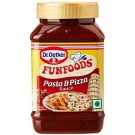 FUN FOODS PASTA & PIZZA SAUCE 325GM