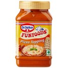 FUN FOODS PIZZA TOPPING 325GM