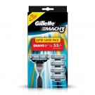 GILLETTE MACH3 IMPORTED BLADE 4CARTRIDGES