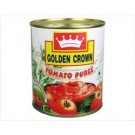 GOLDEN CROWN TOMATO PUREE 825GM