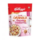 KELLOGGS CRUNCHY GRANOLA ALMONDS & CRANBERRIES 460GM