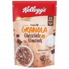 KELLOGGS GRANOLA CHOCOLATE ALMONDS 450GM