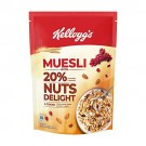 KELLOGGS MUESLI 20% NUTS DELIGHT 750GM