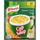 KNORR CUP A SOUP SWEET CORN VEG 10GM