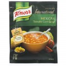 KNORR INTERNATIONAL MEXICAN TOMATO CORN SOUP 52GM
