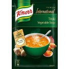 KNORR INTERNATIONAL THAI VEGETABLE SOUP 46GM