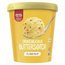 KWALITY WALLS ICE CREAM BUTTER SCOTCH TUB 700ML