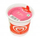 KWALITY WALLS ICE CREAM STRAWBERRY CUP 90ML