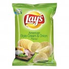 LAYS AMERICAN STYLE CREAM & ONION 45GM