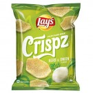 LAYS CRISPZ HERB & ONION FLAVOUR 57GM
