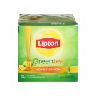 LIPTON GREEN TEA HONEY LEMON 10BAGS