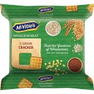 MCVITIES WHOLEWHEAT 5GRAIN CRECKER 120GM