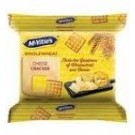 MCVITIES WHOLEWHEAT CHEESE CRECKER 120GM