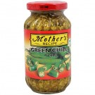 MOTHERS RECIPE GREEN CHILLI PICKLE 400GM