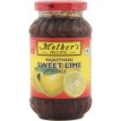 MOTHERS RECIPE SWEET LIME PICKLE 500GM