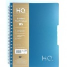 NAVNEET HQ B5 5 SUBJECT FLEXI NOTE BOOK300PAGES