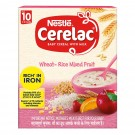 NESTLE CERELAC WHEAT-RICE MIXED FRUIT 300GM