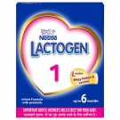NESTLE LACTOGEN 1 UP TO 6 MONTH 400GM