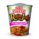 NISSIN CUP NOODLES RICHMUTTON CURRY 70GM