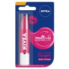 NIVEA COLORON CRAYON HOT PINK 3GM