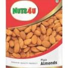 NUTS 4U ALMONDS (BADAM)250GM