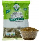 ORGANIC 24 MANTRA GREEN MOONG WHOLE 500GM