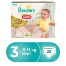 PAMPERS ALL-ROUND PROTECTION 6 11PANTS